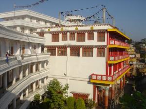 Royal White Monastery in Kathmandu